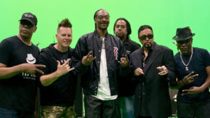 Morris Day and Snoop Dogg on Jimmy Kimmel LIVE