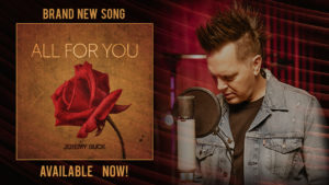 """New Song – """"All For You"""" Available Now!"""